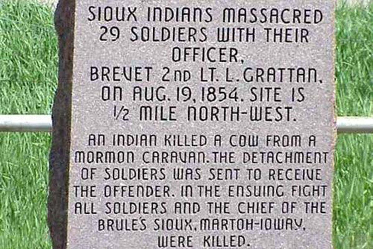 Grattan Massacre