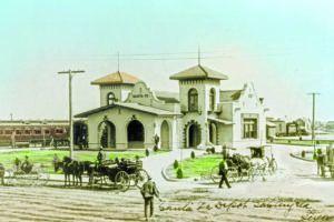 Santa Fe Depot True West Magazine