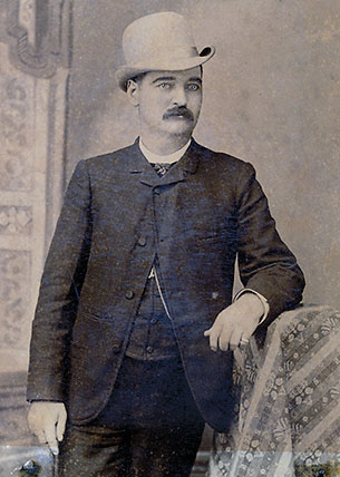 Bat Masterson True West Magazine