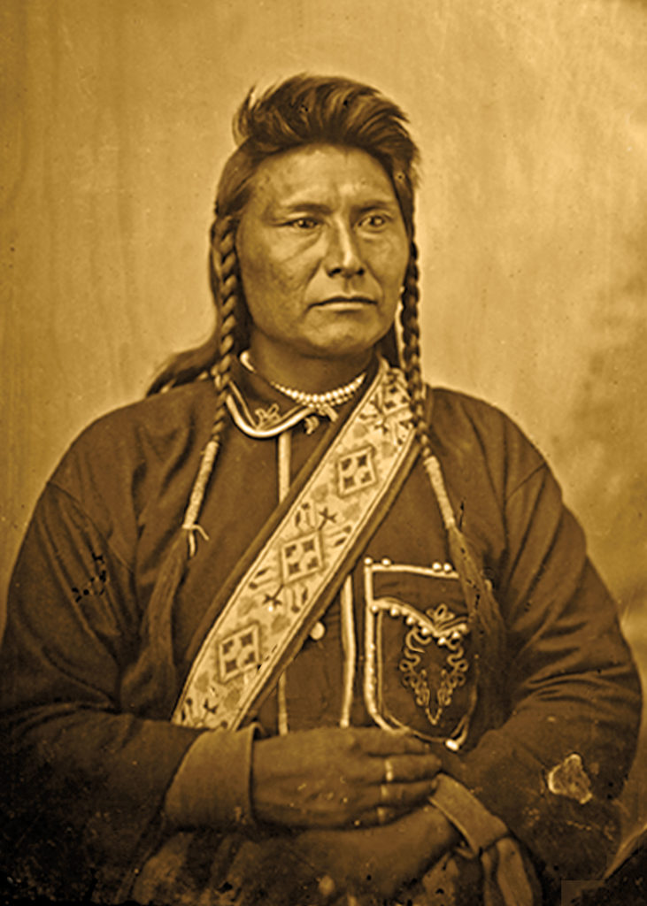 Chief Joseph True West Magazine