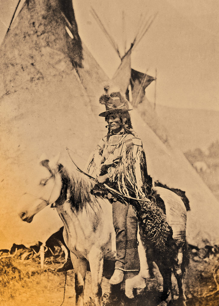 Chief Looking Glass True West Magazine