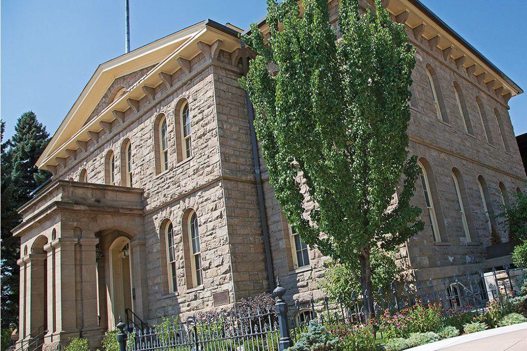 Carson City Nevada True West Magazine