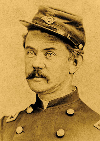 Cpt. Frederick W. Benteen True West Magazine