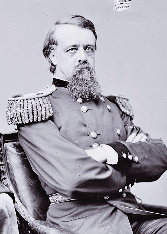Gen. Alfred H. Terry True West Magazine