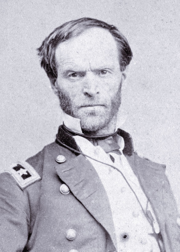 Gen. Wm. Tecumseh Sherman True West Magazine