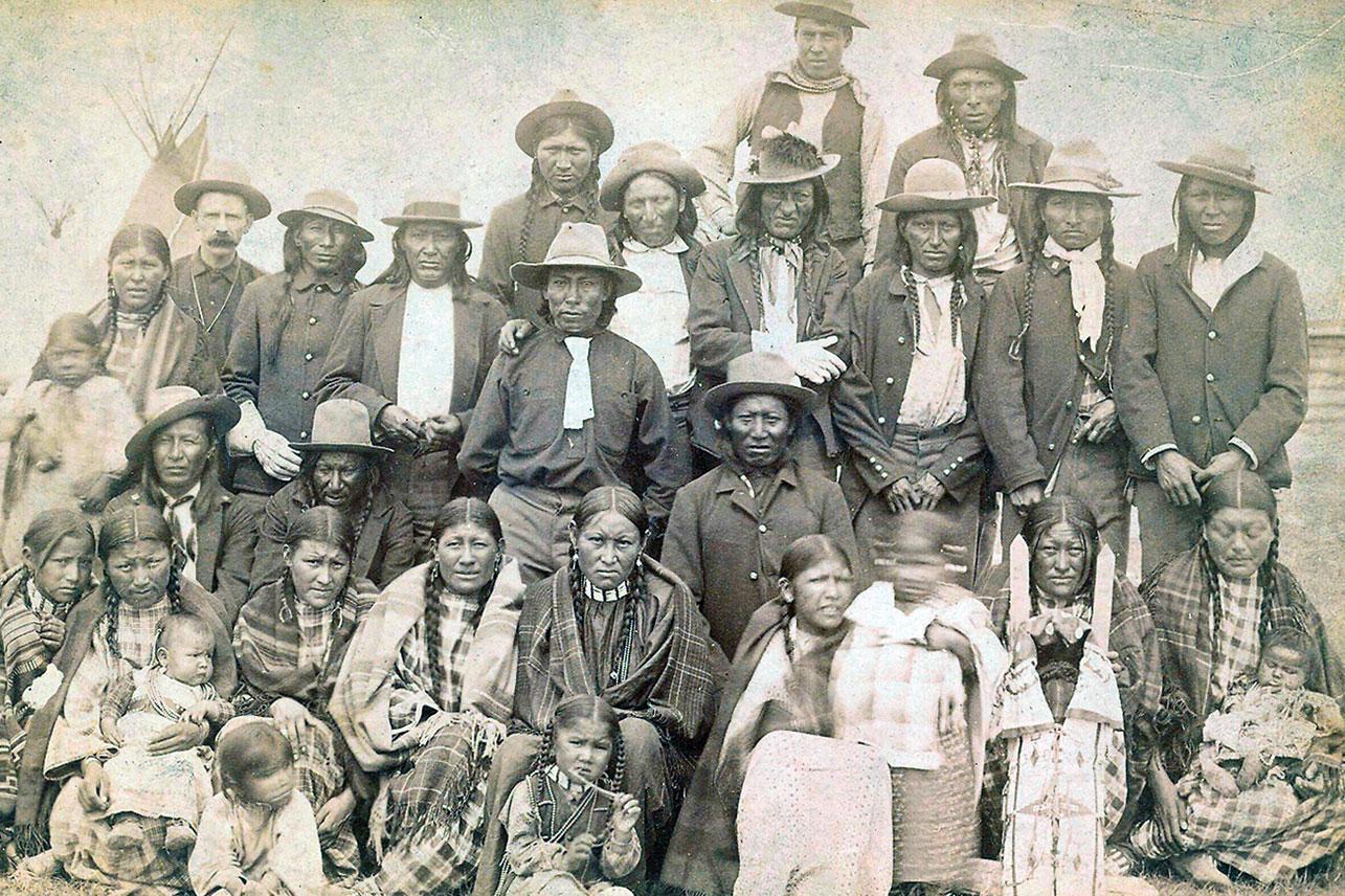 Cheyenne Indian Scouts True West Magazine