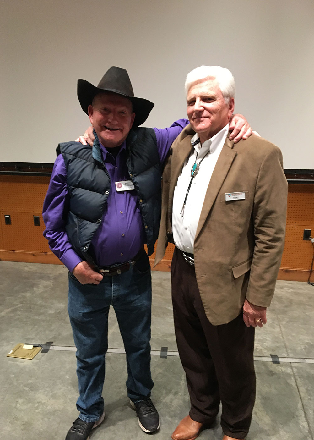 marshall trimble mike fox true westerner award true west magazine