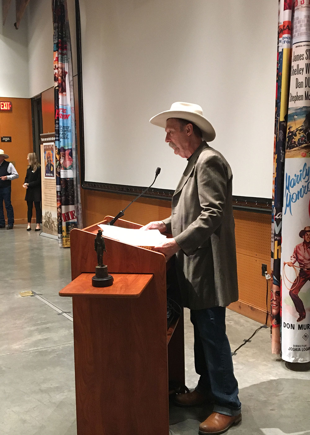 bob boze bell true westerner award true west magazine
