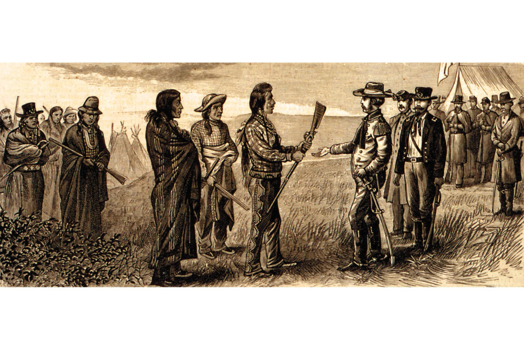 Chief Joseph's Surrender True West Magazine