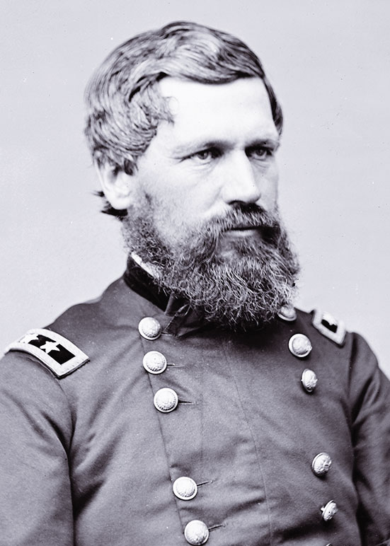 Maj. Gen. Oliver O. Howard True West Magazine