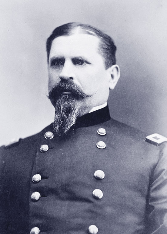 Colonel William Hazen True West Magazine
