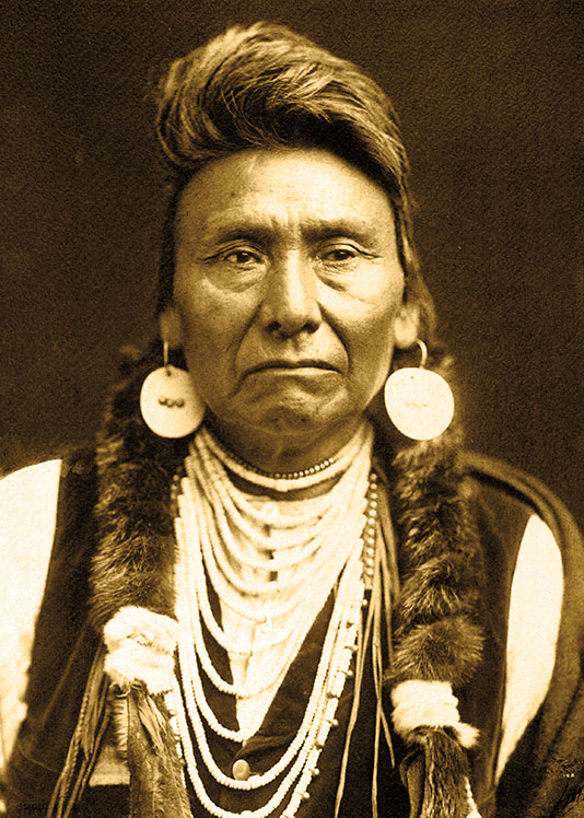 Chief Joseph True West Magazine