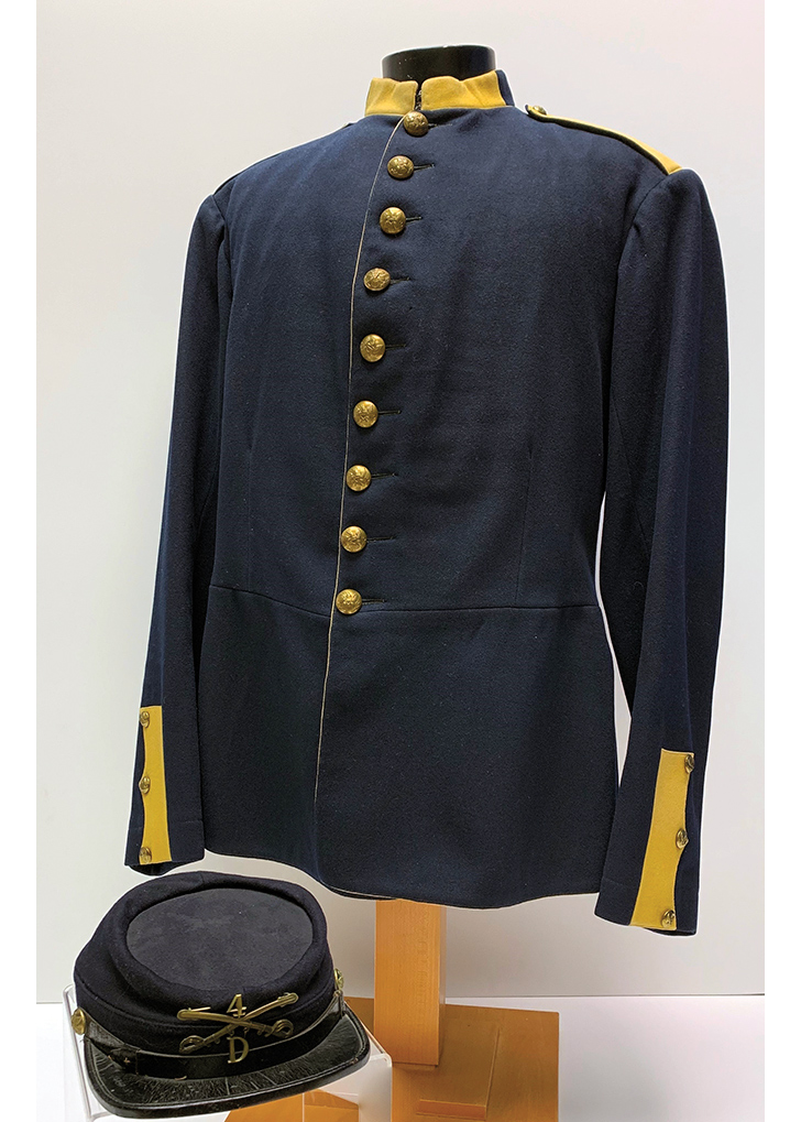 Cavalry Dress Coat True West Magazine