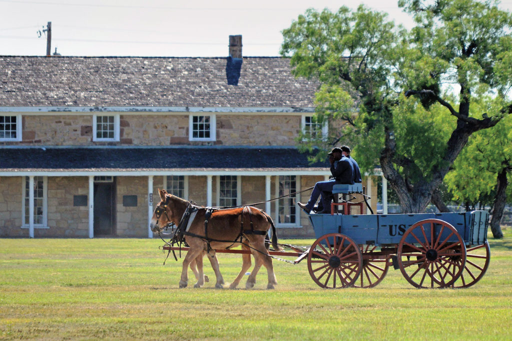 Fort Concho True West Magazine