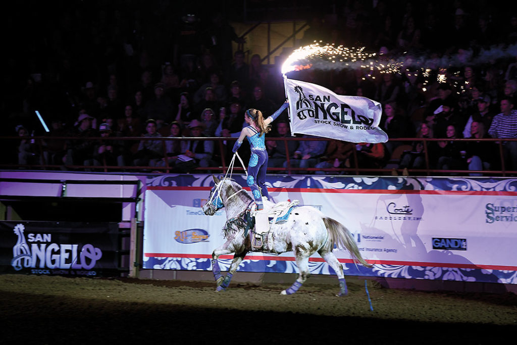 San Angelo Stock Show and Rodeo True West Magazine