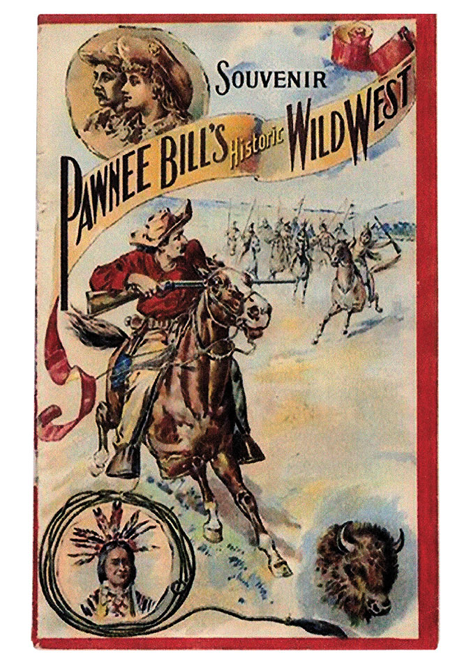 Pawnee Bill Wild West True West Magazine