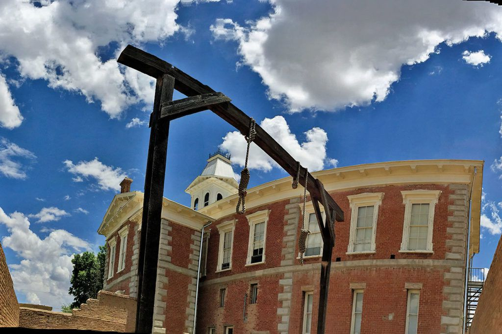 Tombstone County Courthouse True West Magazine