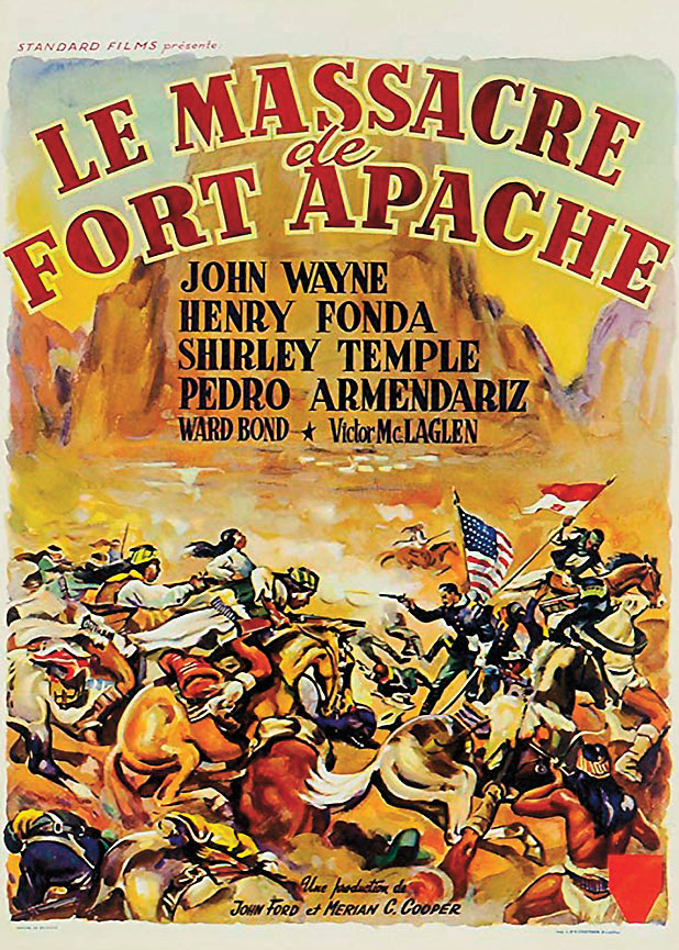 Le Massacre de Fort Apache True West Magazine