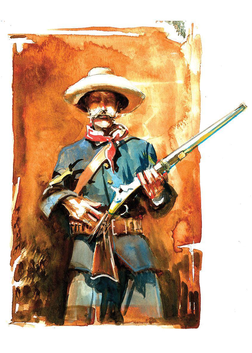 Charlie Windolph True West Magazine