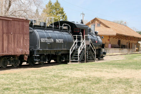 The Laws Railroad Museum