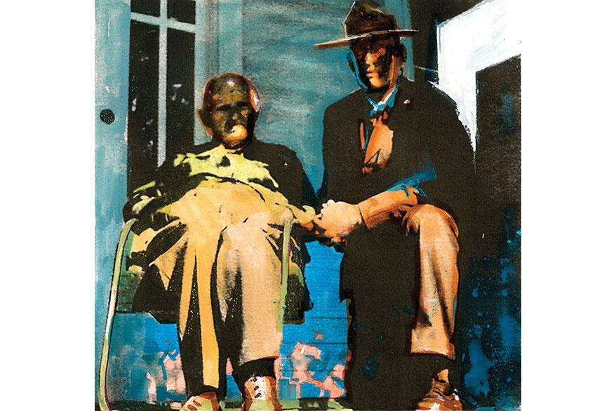 Robert M. Utley and Windolph True West Magazine
