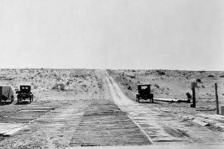 Yuma Plank Road.