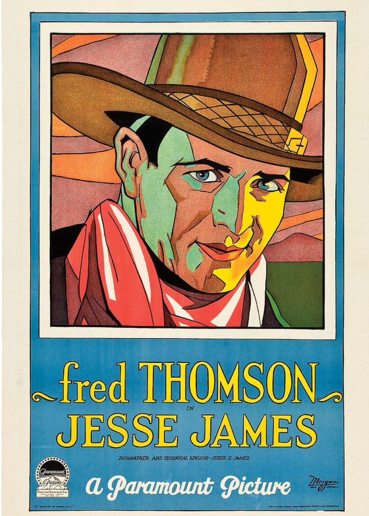 1927 Jesse James True West