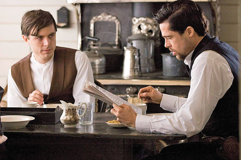 The Assassination of Jesse James True West