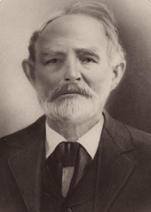 Henry Wickenburg True West