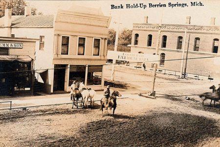 1908 Jesse James True West
