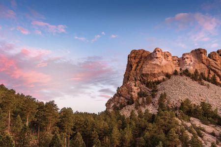 Mount Rushmore True West