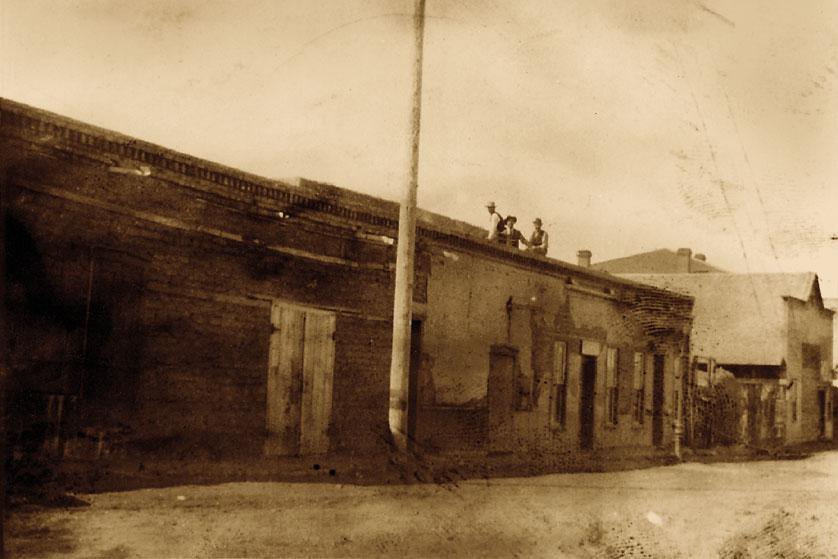 Santa Fe Jail True West