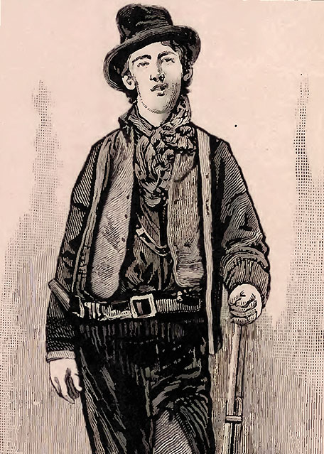 Billy the Kid True West