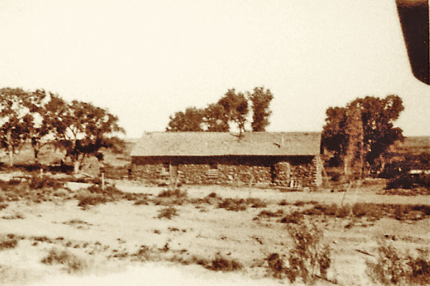 Billy the Kid House True West