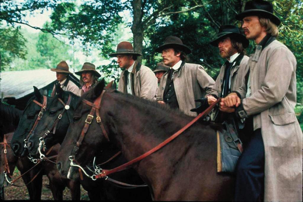 Long Riders True West