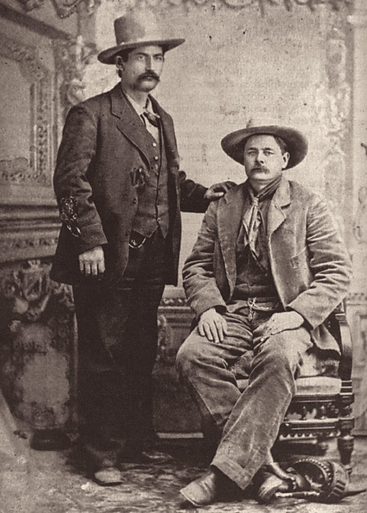 Old West Deputies True West