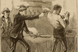 Jesse James Death True West