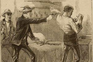 Jesse James Death True West