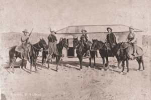 Alpine Texas Rangers True West Magazine