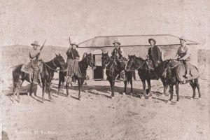 Alpine Texas Rangers True West Magazine
