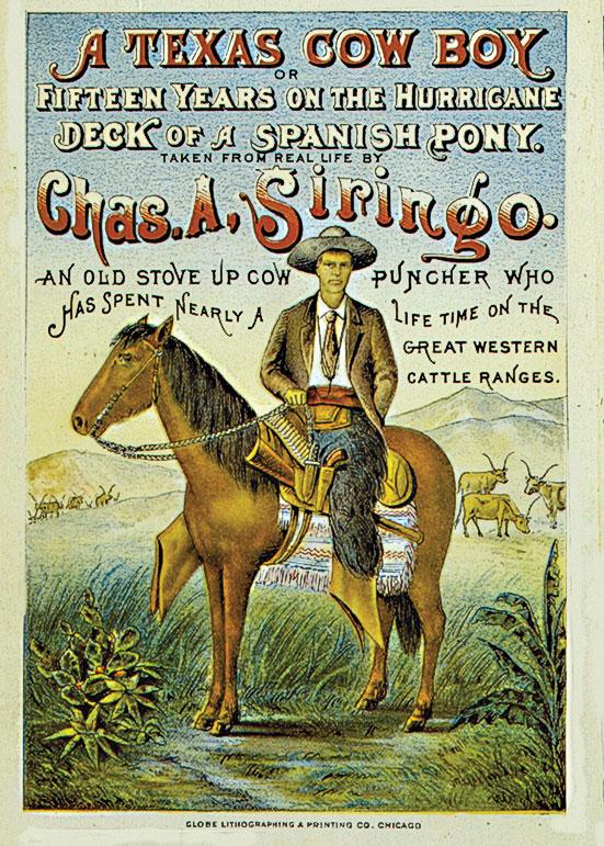 Charles Siringo True West Magazine