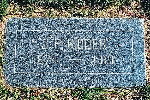 Kidder's Grave True West Magazine