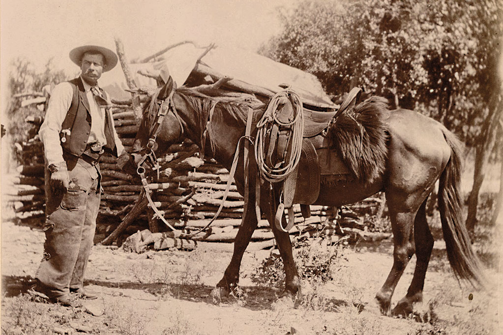 Texas Cowboy True West Magazine