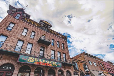 Bullock Hotel True West Magazine