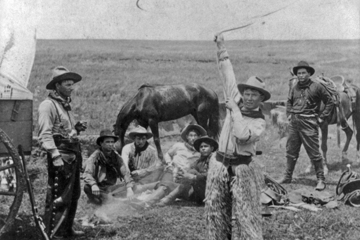 bowlegged cowboys true west magazine