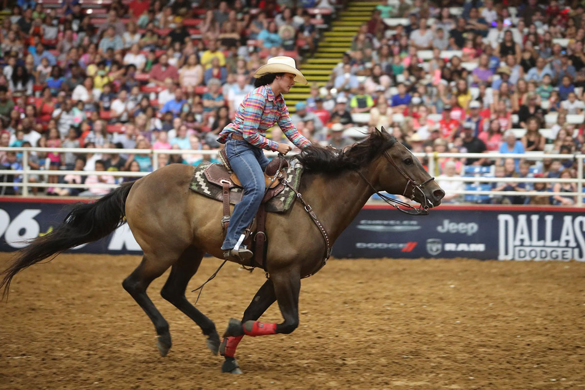mesquite championship rodeo cowgirl magazine