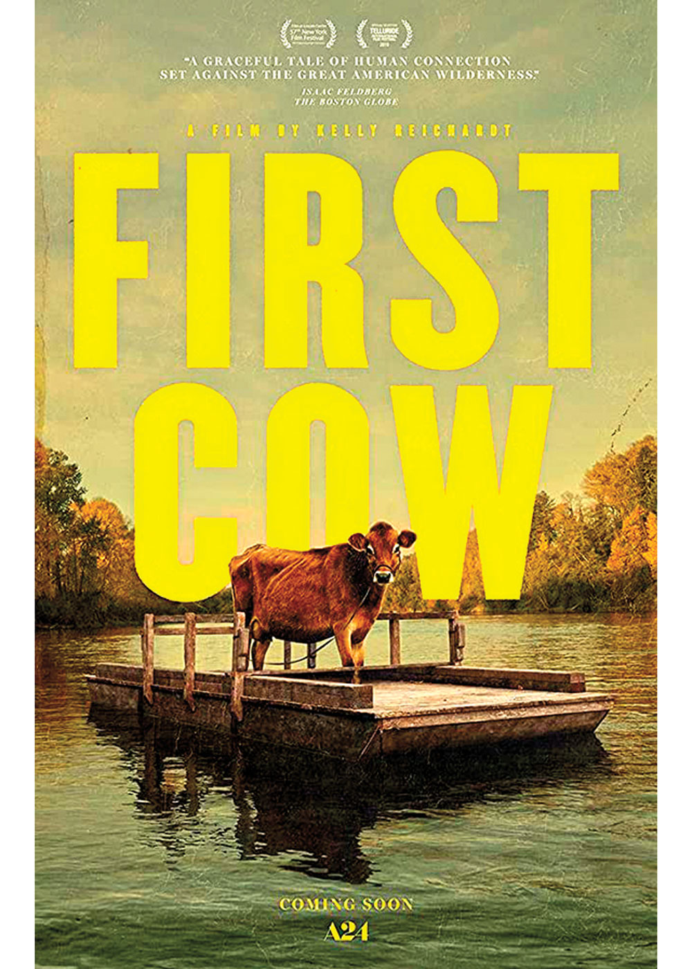 first cow true west magazine