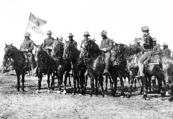 buffalo soldiers true west magazine