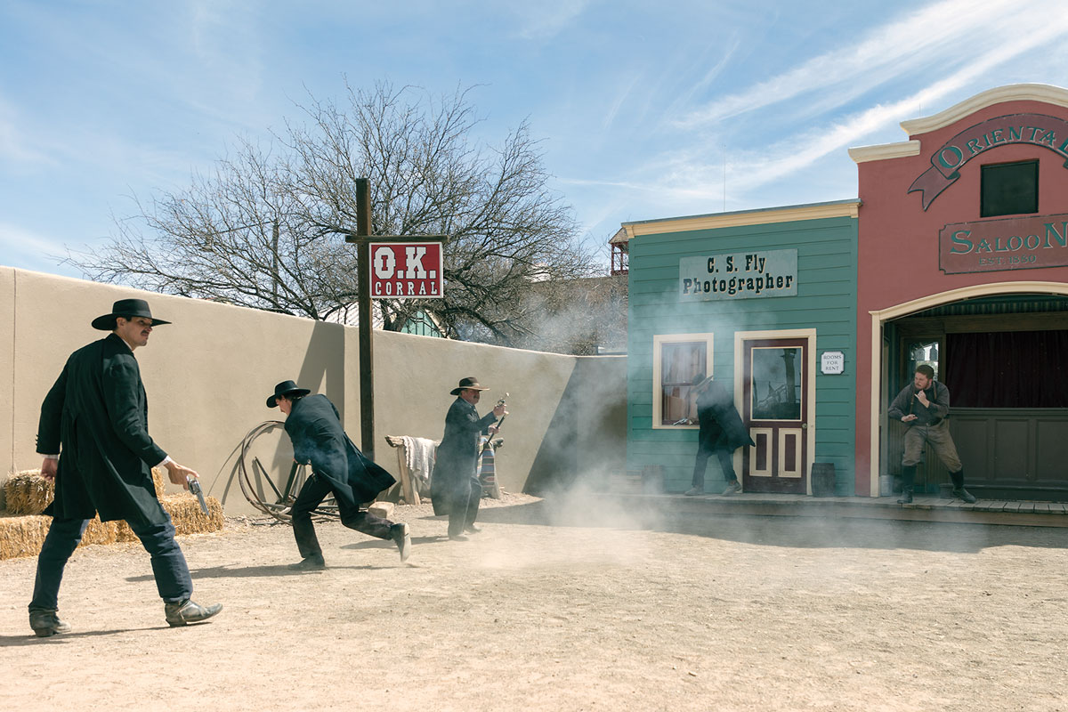 tombstone showdown true west magazine