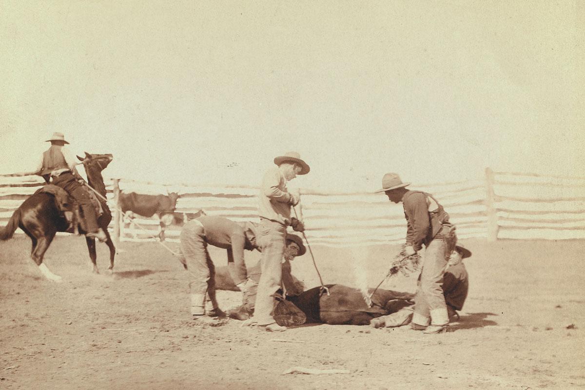 cowboy guns true west magazine